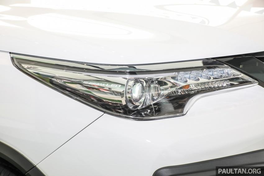 GALERI: Toyota Fortuner 2.4 VRZ A/T 4×2 lengkap dengan aksesori tambahan dan pakej TRD Sportivo Image #723100