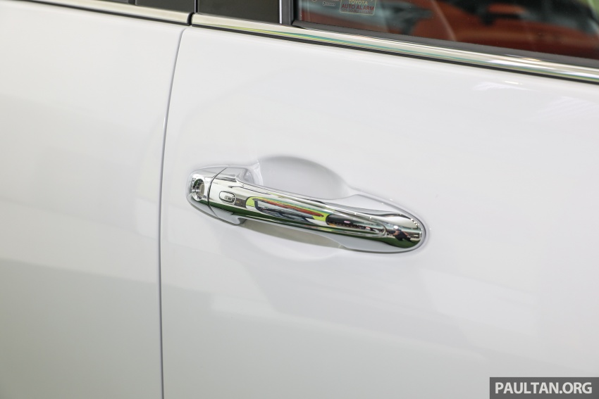 GALERI: Toyota Fortuner 2.4 VRZ A/T 4×2 lengkap dengan aksesori tambahan dan pakej TRD Sportivo Image #723112