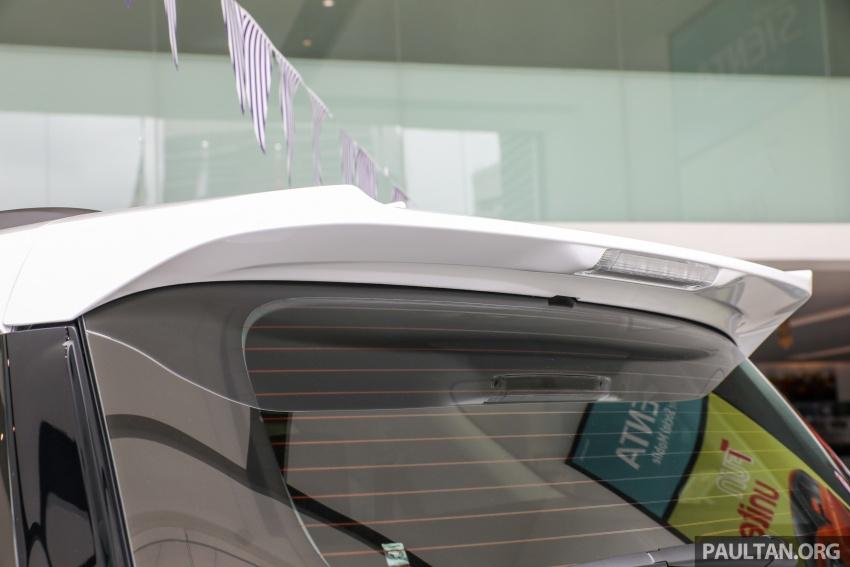 GALERI: Toyota Fortuner 2.4 VRZ A/T 4×2 lengkap dengan aksesori tambahan dan pakej TRD Sportivo Image #723130