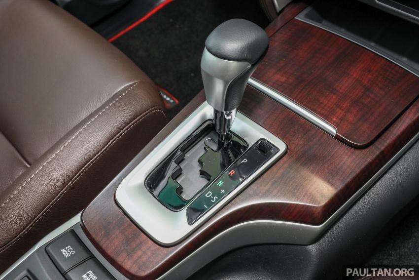 GALERI: Toyota Fortuner 2.4 VRZ A/T 4×2 lengkap dengan aksesori tambahan dan pakej TRD Sportivo Image #723154