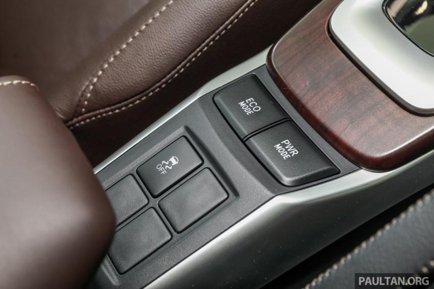 GALERI: Toyota Fortuner 2.4 VRZ A/T 4×2 lengkap dengan aksesori tambahan dan pakej TRD Sportivo Image #723157