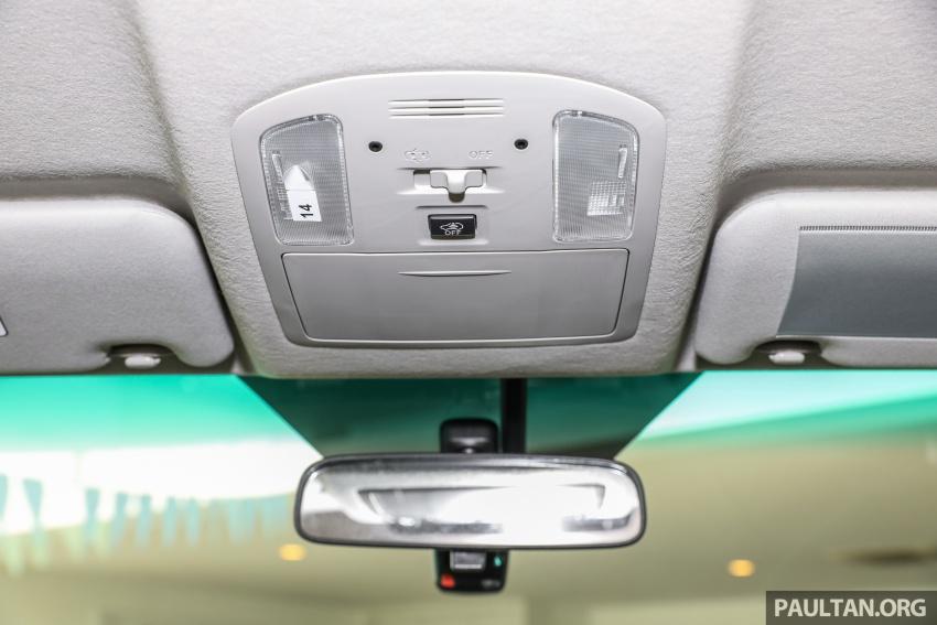 GALERI: Toyota Fortuner 2.4 VRZ A/T 4×2 lengkap dengan aksesori tambahan dan pakej TRD Sportivo Image #723164