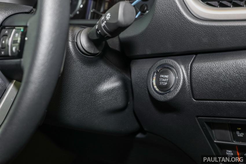 GALERI: Toyota Fortuner 2.4 VRZ A/T 4×2 lengkap dengan aksesori tambahan dan pakej TRD Sportivo Image #723171