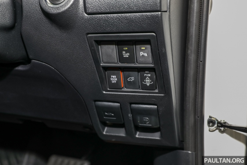 GALERI: Toyota Fortuner 2.4 VRZ A/T 4×2 lengkap dengan aksesori tambahan dan pakej TRD Sportivo Image #723173