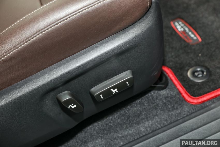 GALERI: Toyota Fortuner 2.4 VRZ A/T 4×2 lengkap dengan aksesori tambahan dan pakej TRD Sportivo Image #723187