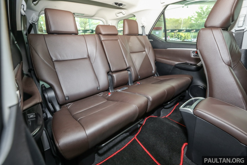 GALLERY: Toyota Fortuner 2.4 VRZ 4×2 with TRD kit Image #723391