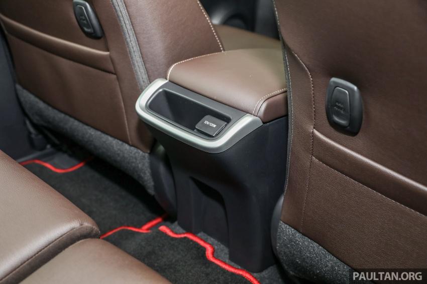 GALERI: Toyota Fortuner 2.4 VRZ A/T 4×2 lengkap dengan aksesori tambahan dan pakej TRD Sportivo Image #723217