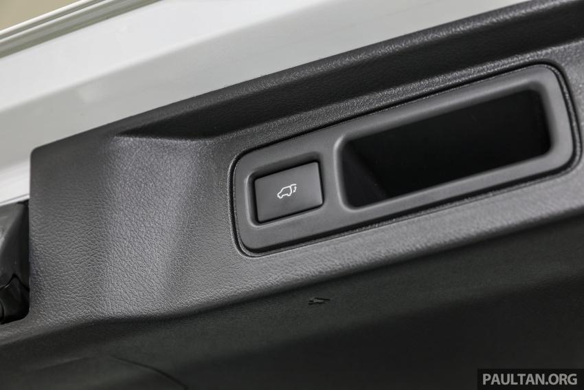 GALERI: Toyota Fortuner 2.4 VRZ A/T 4×2 lengkap dengan aksesori tambahan dan pakej TRD Sportivo Image #723227