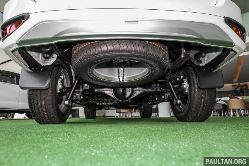 GALERI: Toyota Fortuner 2.4 VRZ A/T 4×2 lengkap dengan aksesori tambahan dan pakej TRD Sportivo Image #723229