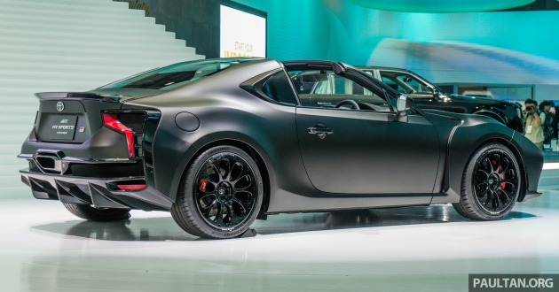 Best Images Of Toyota Gr Hv Sports Car