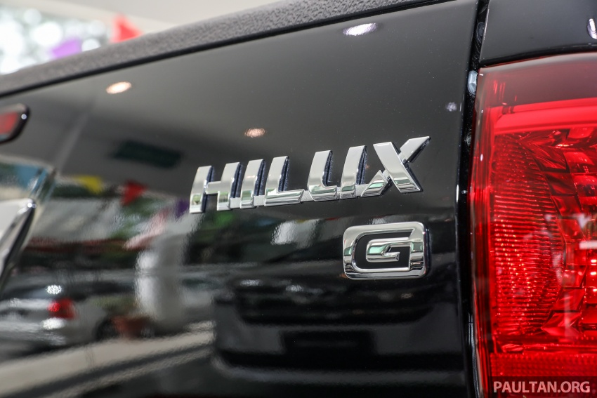 GALLERY: Toyota Hilux 2.8G with Tough Package, PVM Image #723545
