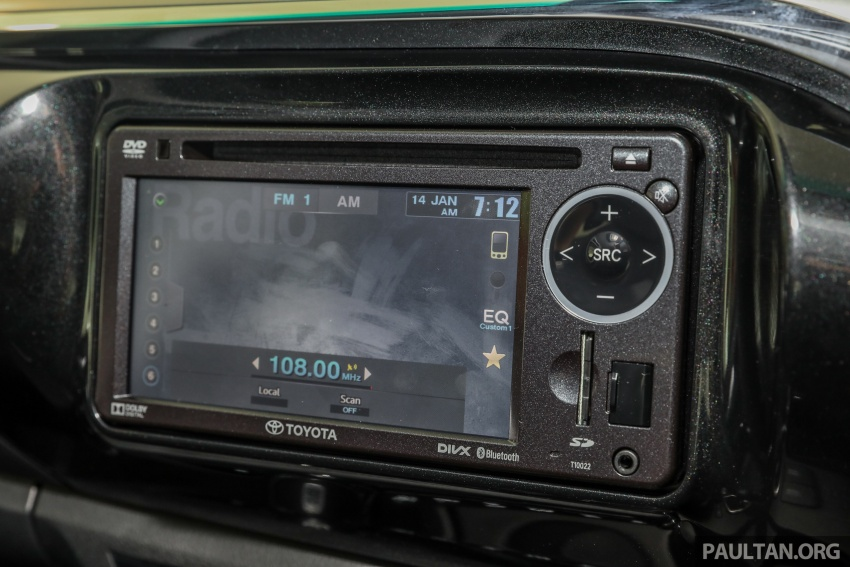 GALLERY: Toyota Hilux 2.8G with Tough Package, PVM Image #723556