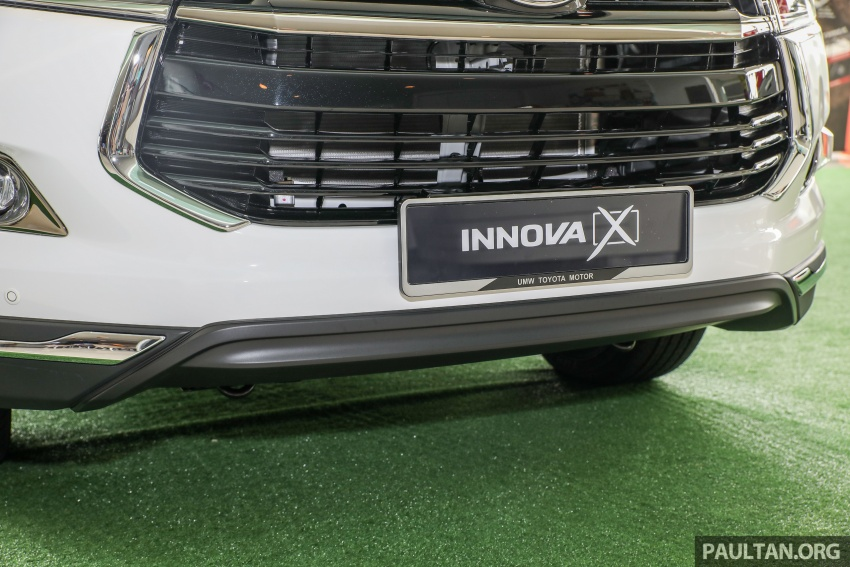 GALLERY: Toyota Innova 2.0X – priced at RM132,800 Image #723010