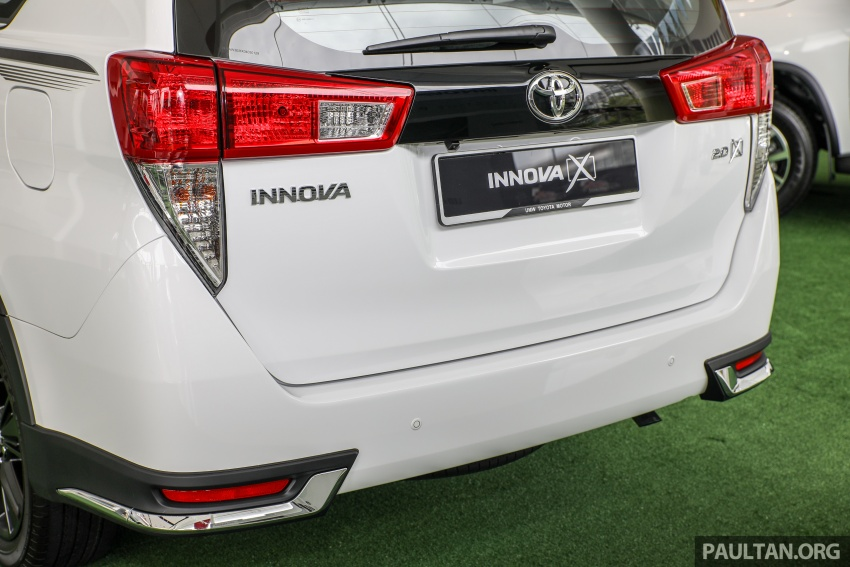 GALLERY: Toyota Innova 2.0X – priced at RM132,800 Image #723017