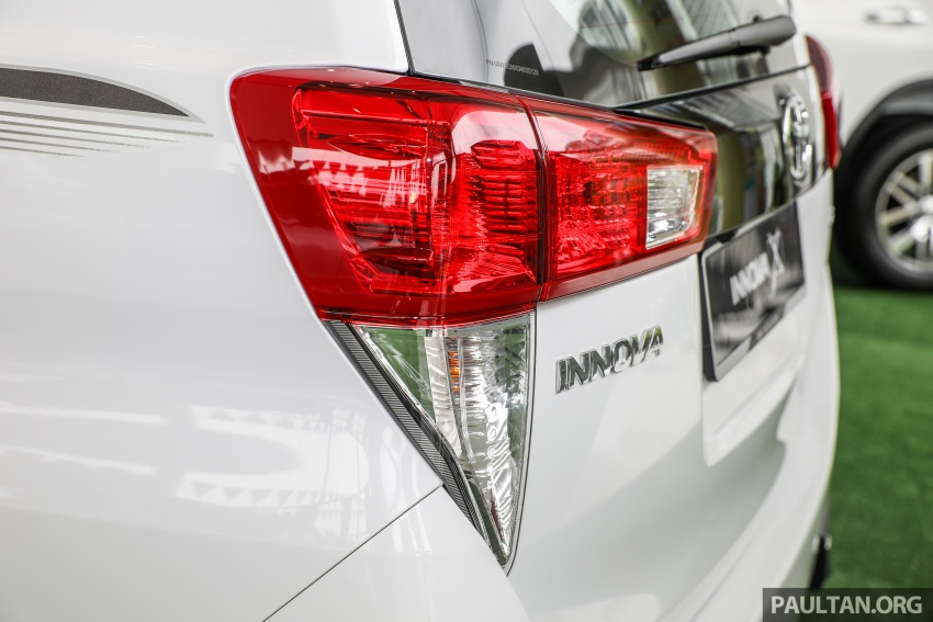 GALLERY: Toyota Innova 2.0X – priced at RM132,800 Image #723019