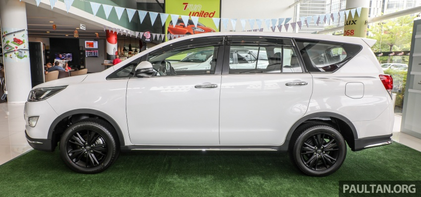 GALLERY: Toyota Innova 2.0X – priced at RM132,800 Image #722997