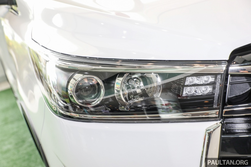 GALLERY: Toyota Innova 2.0X – priced at RM132,800 Image #723004