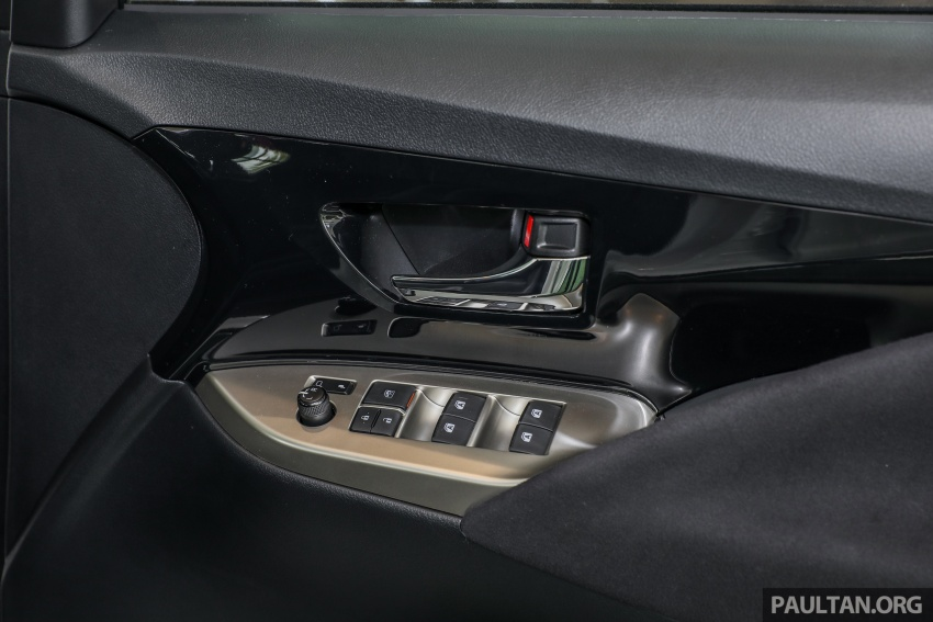 GALLERY: Toyota Innova 2.0X – priced at RM132,800 Image #723051