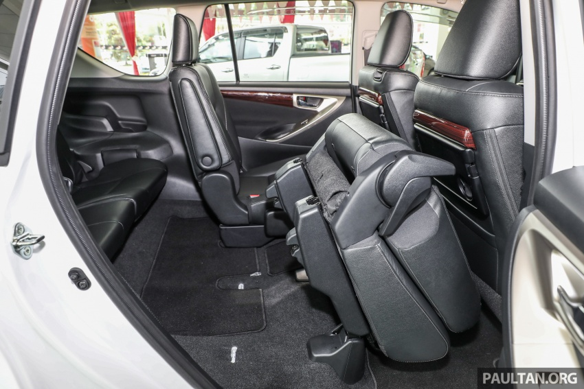 GALLERY: Toyota Innova 2.0X – priced at RM132,800 Image #723053