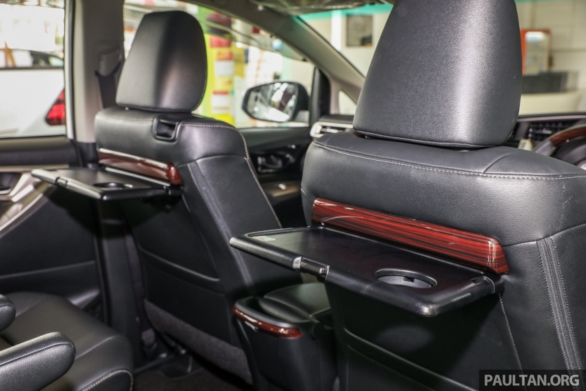 GALLERY: Toyota Innova 2.0X – priced at RM132,800 Image #723054