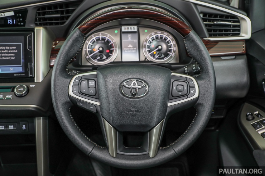GALLERY: Toyota Innova 2.0X – priced at RM132,800 Image #723030