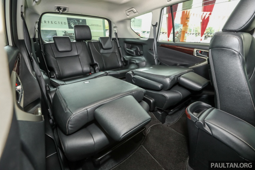 GALLERY: Toyota Innova 2.0X – priced at RM132,800 Image #723061