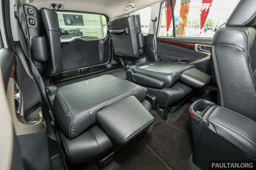 GALLERY: Toyota Innova 2.0X – priced at RM132,800 Image #723062