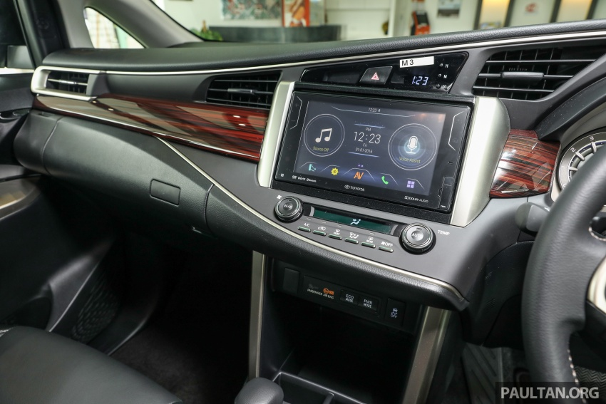 GALLERY: Toyota Innova 2.0X – priced at RM132,800 Image #723032