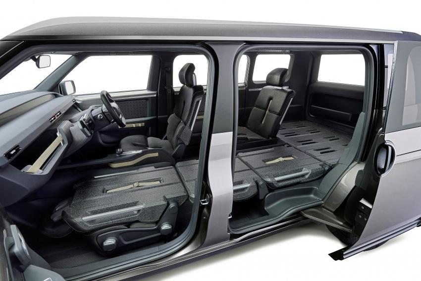 Toyota Tj Cruiser Concept – new Sub Utility… Van? Image #720484
