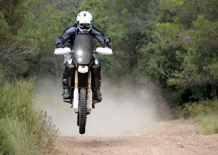 Triumph Tiger Tramontana to race in Pan-African rally Image #721591