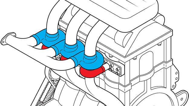 Ex Ford Engineer Files One Cylinder One Turbo Patent