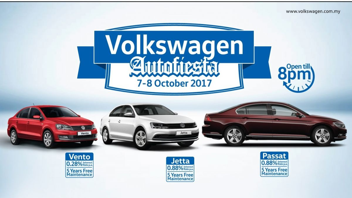 Volkswagen Autofiesta 0 28 Interest Rate For Vento 1 6l 88 Jetta Comfortline And All Pat Models