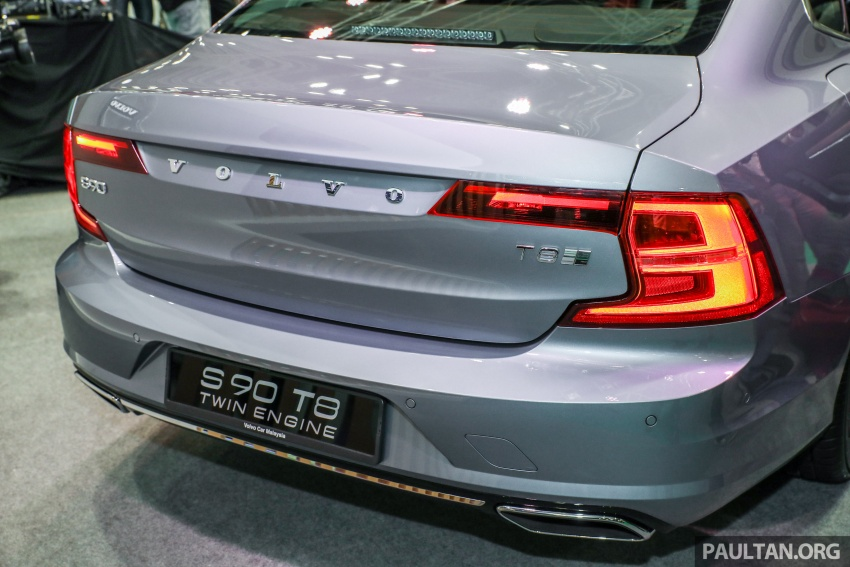 Volvo S90 T8 Twin Engine Inscription CKD launched, 407 hp and 640 Nm plug-in hybrid, from RM368,888 Image #731861