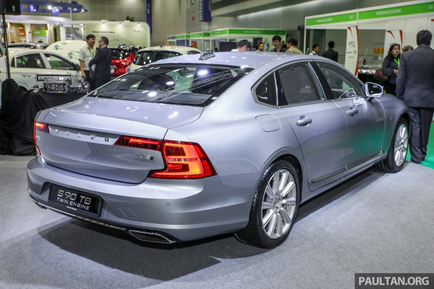 Volvo S90 T8 Twin Engine Inscription CKD launched, 407 hp and 640 Nm plug-in hybrid, from RM368,888 Image #731842
