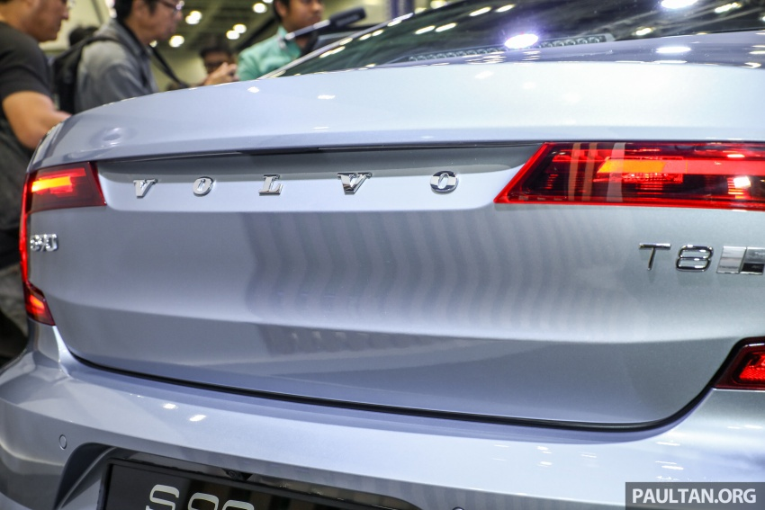 Volvo S90 T8 Twin Engine Inscription CKD launched, 407 hp and 640 Nm plug-in hybrid, from RM368,888 Image #731866