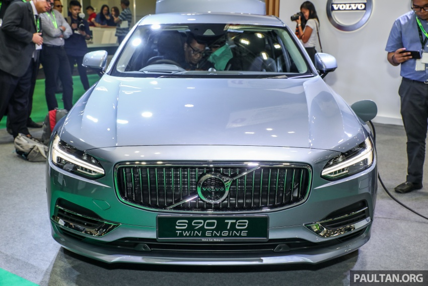 Volvo S90 T8 Twin Engine Inscription CKD launched, 407 hp and 640 Nm plug-in hybrid, from RM368,888 Image #731843