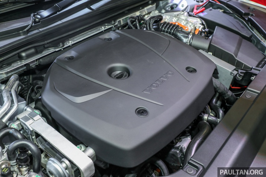 Volvo S90 T8 Twin Engine Inscription CKD launched, 407 hp and 640 Nm plug-in hybrid, from RM368,888 Image #731874