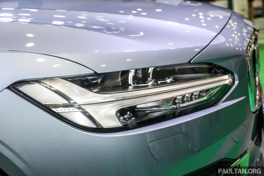 Volvo S90 T8 Twin Engine Inscription CKD launched, 407 hp and 640 Nm plug-in hybrid, from RM368,888 Image #731847