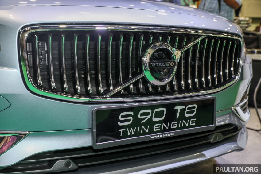 Volvo S90 T8 Twin Engine Inscription CKD launched, 407 hp and 640 Nm plug-in hybrid, from RM368,888 Image #731849