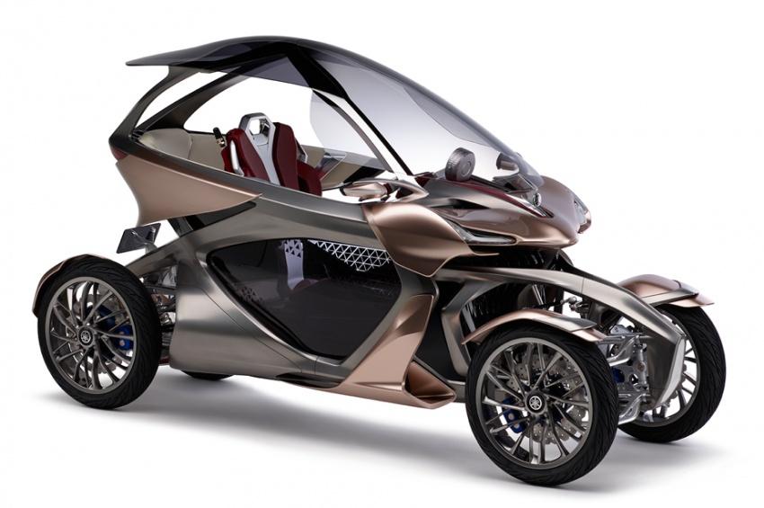 Yamaha akan bawa gaya radikal ke Tokyo Motor Show Image #723653