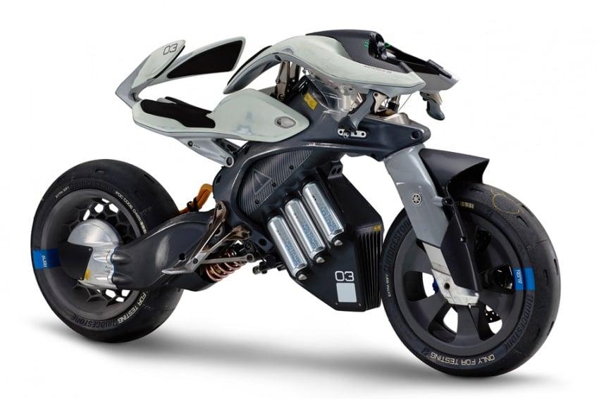 Yamaha akan bawa gaya radikal ke Tokyo Motor Show Image #723652