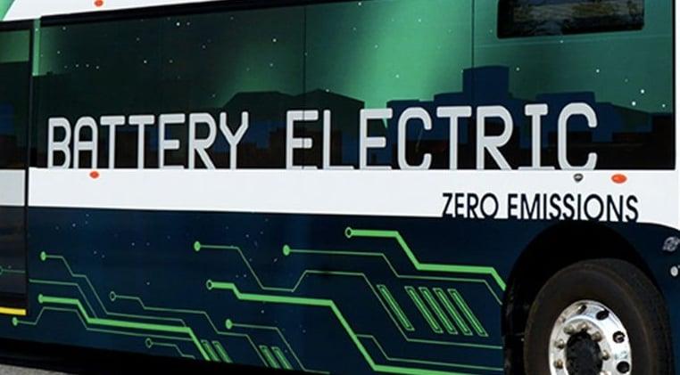 Electric bus service to begin in Putrajaya next year Image #723448