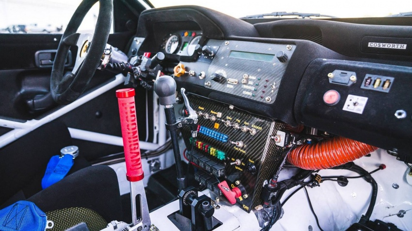 Ken Block dedah jentera baharunya – Ford Escort RS Cosworth spesifikasi WRC Group A berkuasa 400 hp Image #721205