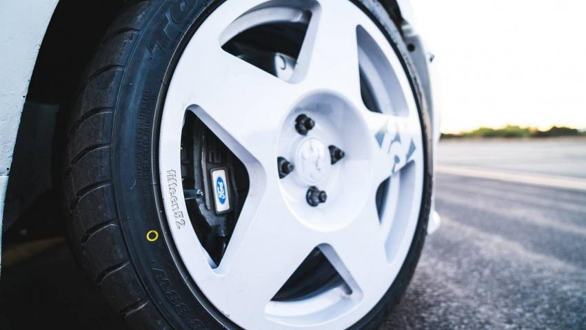 Ken Block dedah jentera baharunya – Ford Escort RS Cosworth spesifikasi WRC Group A berkuasa 400 hp Image #721210