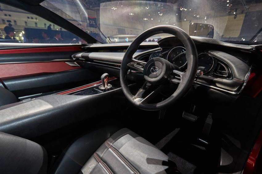 Tokyo 2017: Mazda Kai Concept – SkyActiv-Vehicle Architecture, SkyActiv-X engine; next-gen Mazda 3? Image #729319