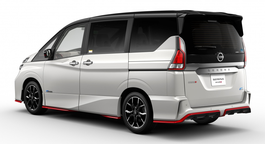 Nissan Serena Nismo makes for a sportier proposition Image #718510