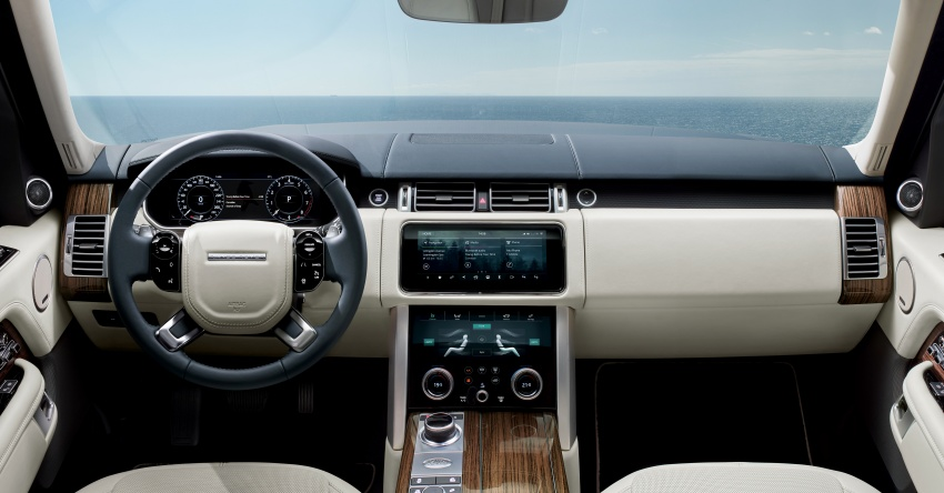 Range Rover facelift gets PHEV variant, added luxury Image #722793