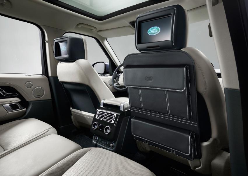 Range Rover facelift gets PHEV variant, added luxury Image #722796
