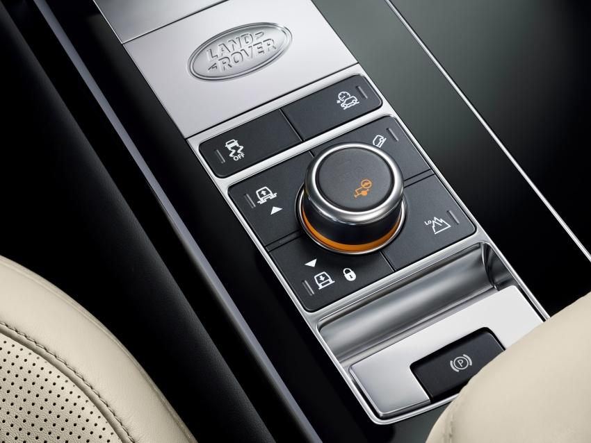 Range Rover facelift gets PHEV variant, added luxury Image #722801