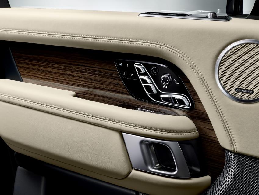 Range Rover facelift gets PHEV variant, added luxury Image #722802